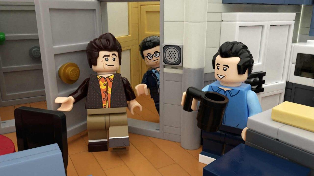 Seinfeld LEGO-Set