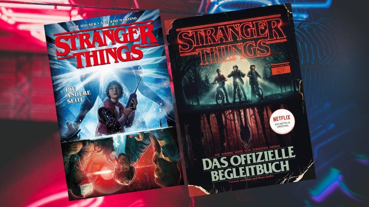 """Lesetipps: Begleitbuch und Comic zu """"Stranger Things"""""""