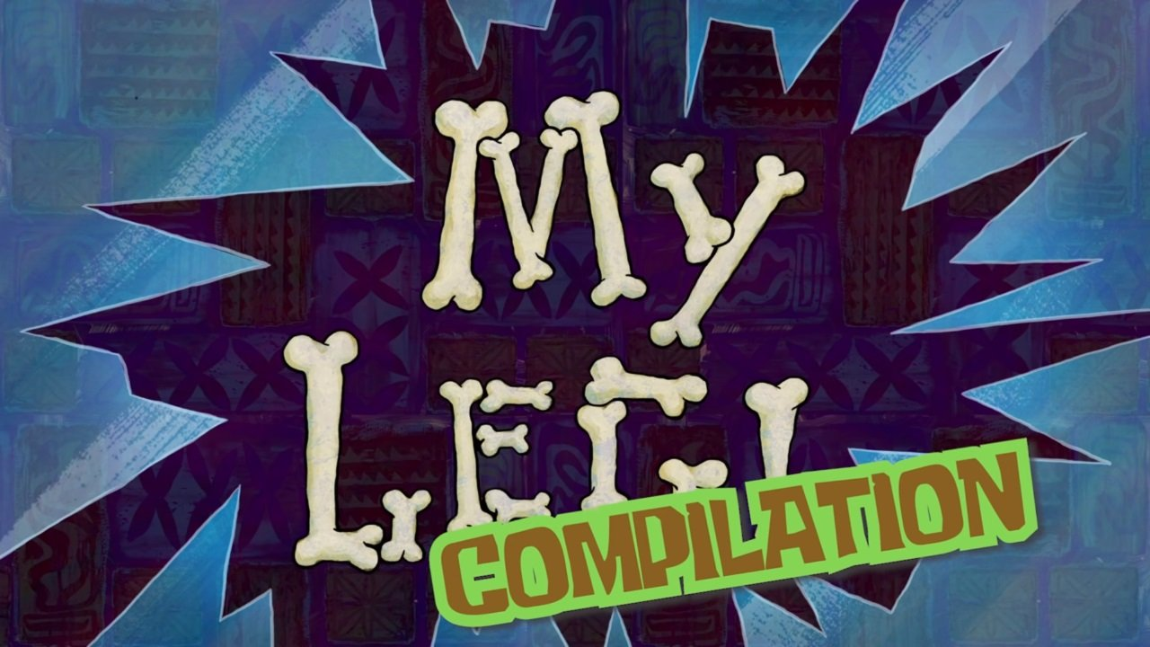 "Spongebob Squarepants: ""My leg""-Compilation"