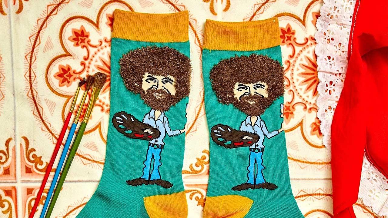 Bob Ross-Socken