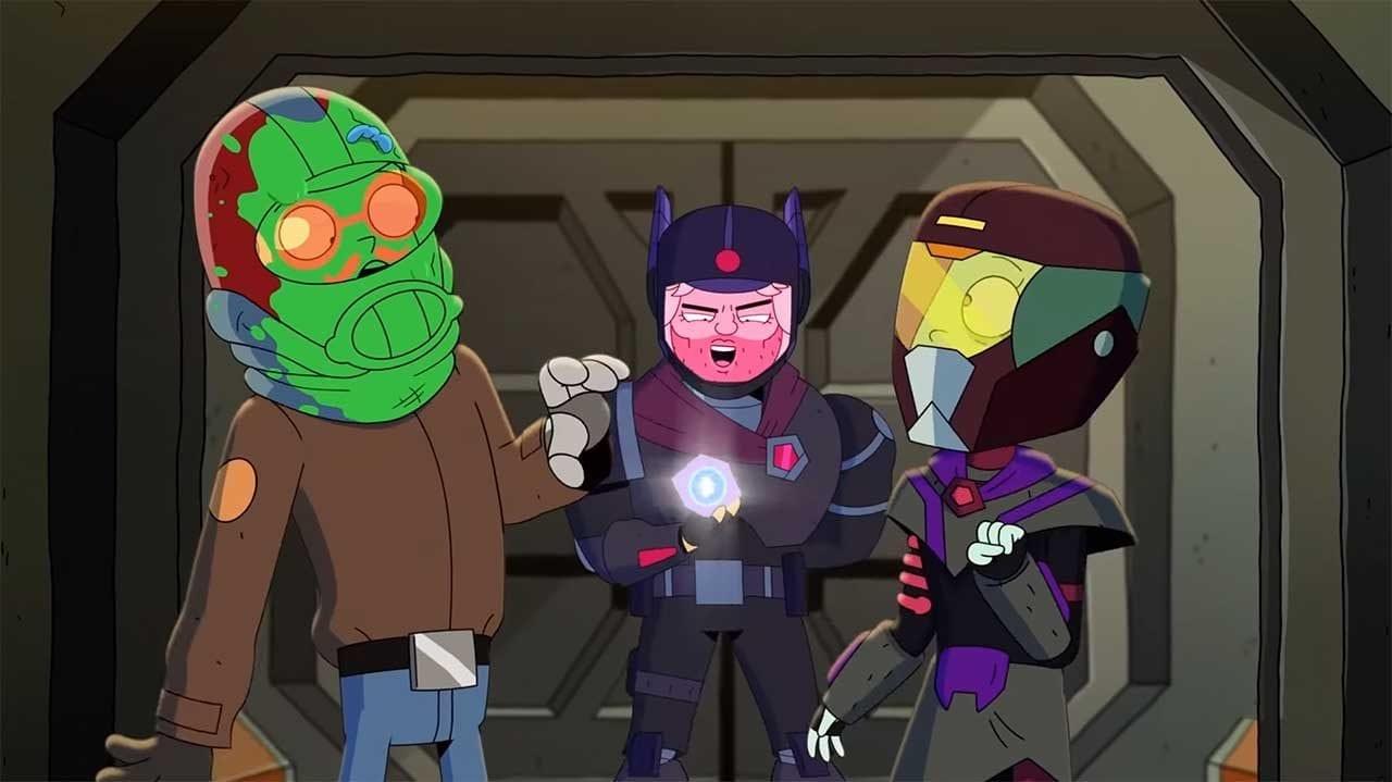 Final Space: Trailer zur 2. Staffel