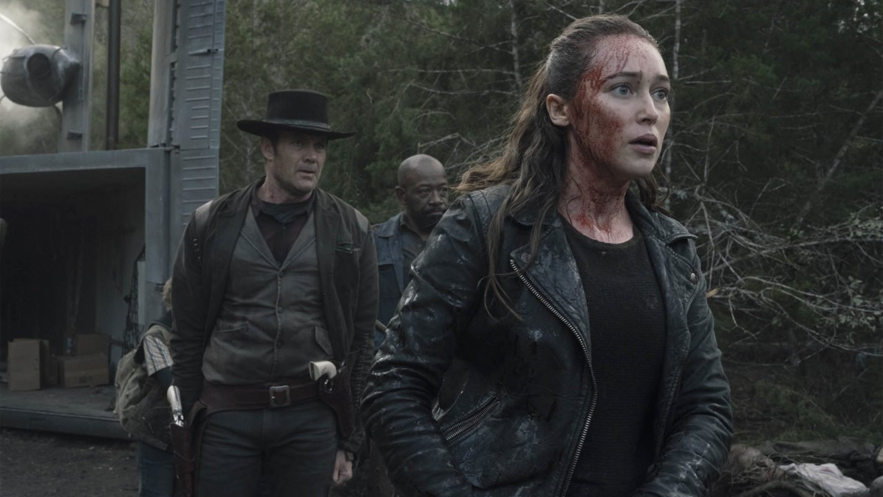 Review: Fear the Walking Dead S05E01 – Here to help