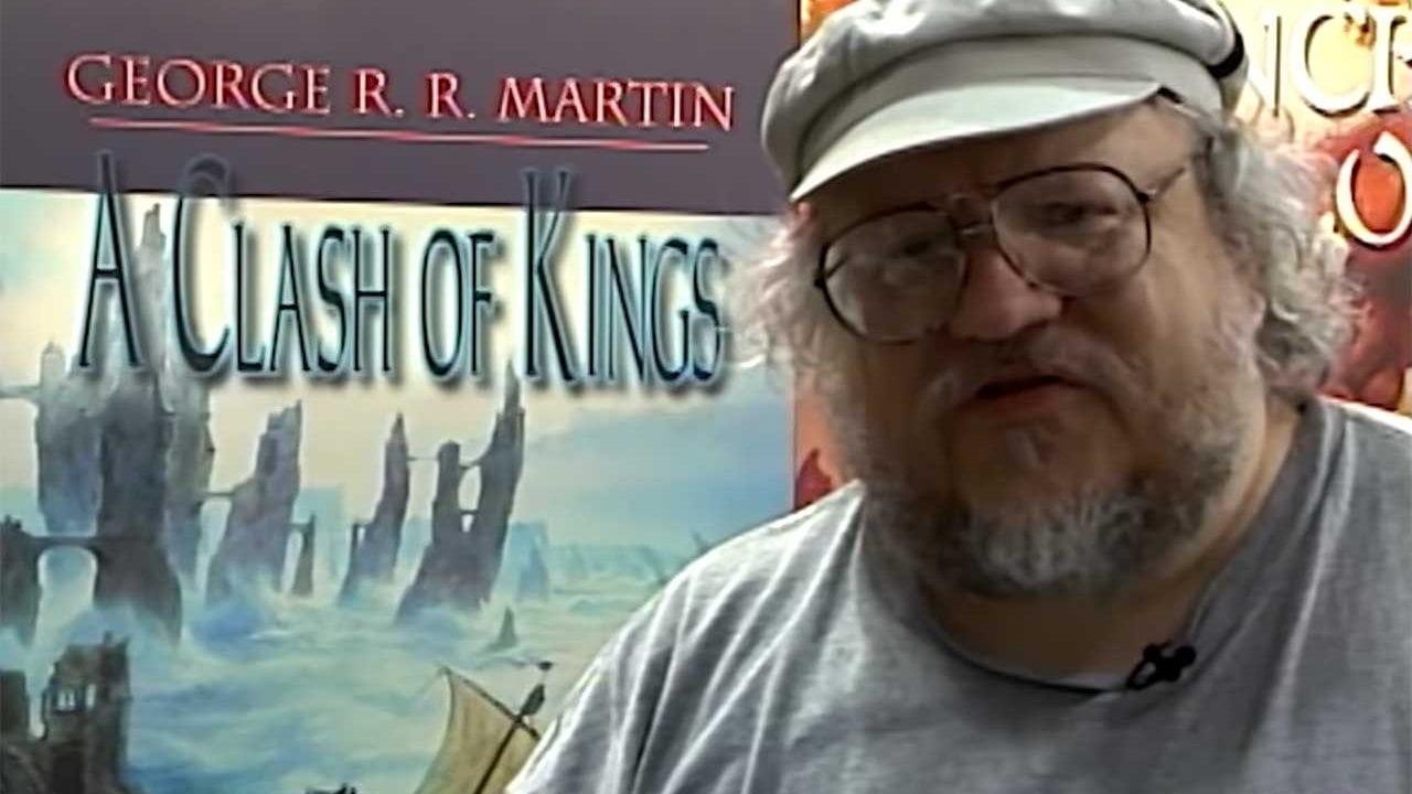 Interview mit George R.R. Martin aus dem Jahr 1998