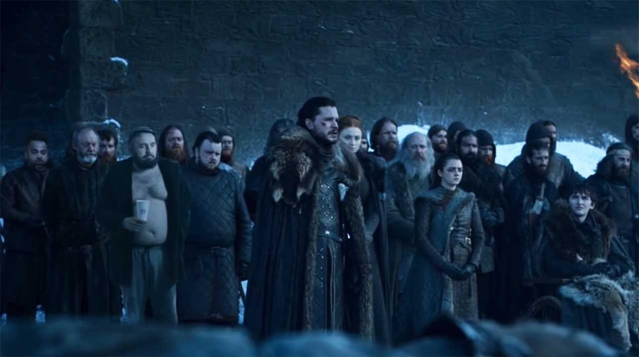 """Jon Snow entschuldigt sich persönlich für das """"Game of Thrones""""-Finale"""