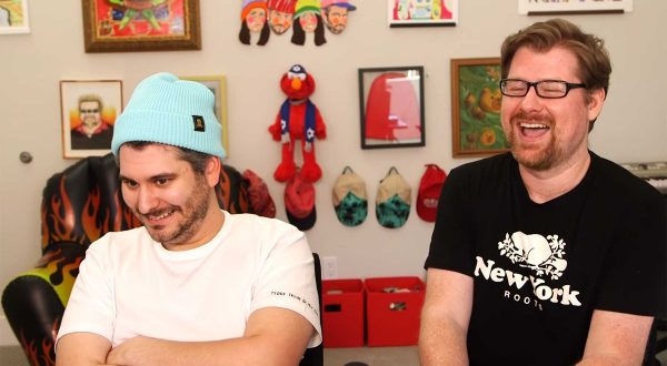 "Justin Roiland reagiert auf originelle ""Rick and Morty""-Memes"
