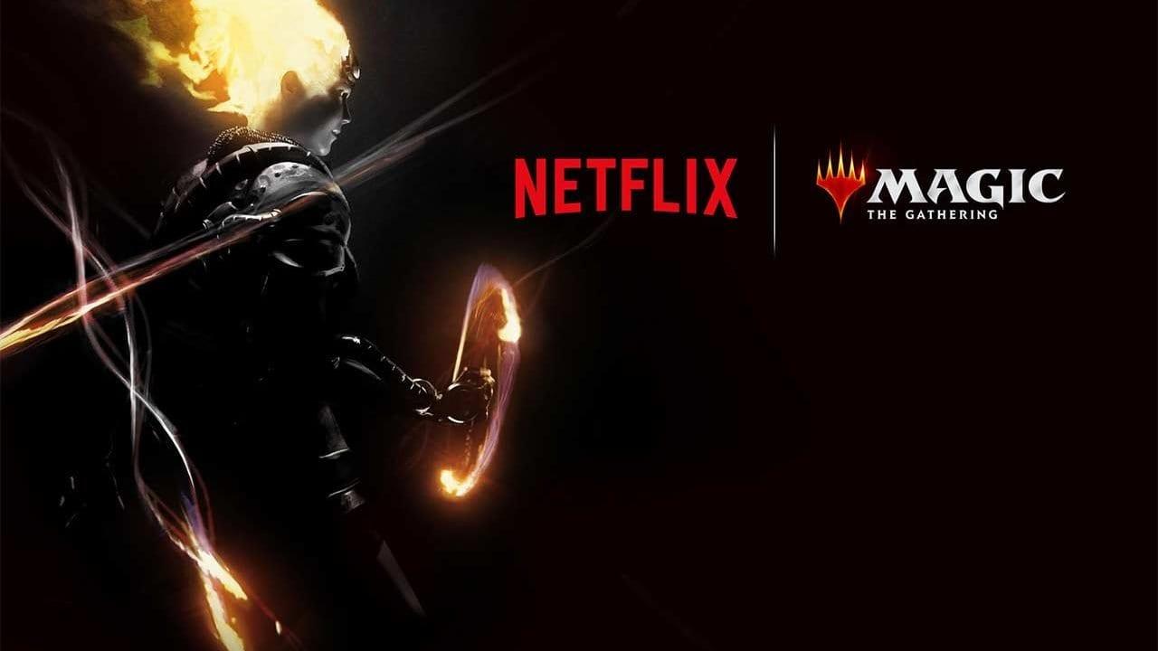"""""""Magic: The Gathering"""" bekommt eine eigene Netflix-Serie"""