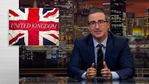 Last Week Tonight with John Oliver: Boris Johnson