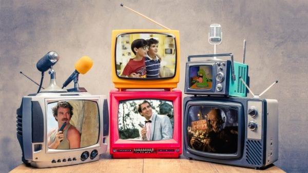 AWESOME 5: Kult-Serien aus den 1980ern