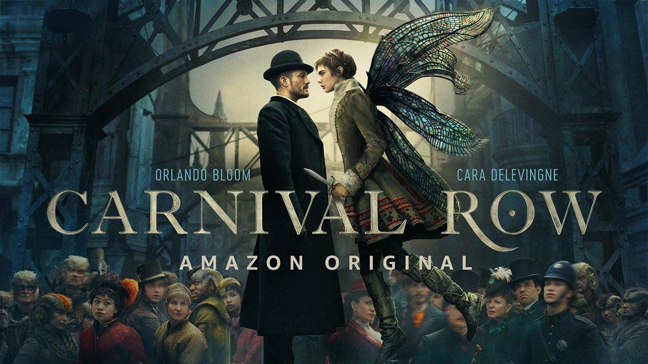 """Neuer Teaser und Szenenbilder zur neuen Serie """"Carnival Row"""""""