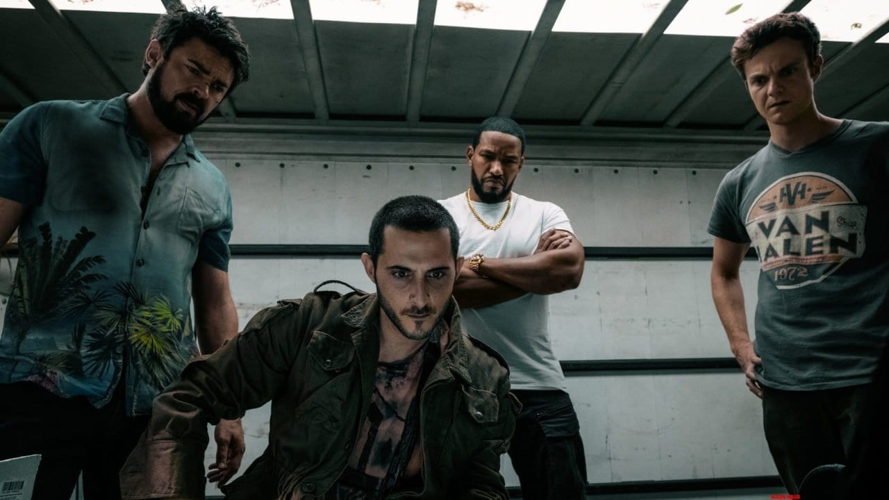 Review: The Boys – Staffel 1