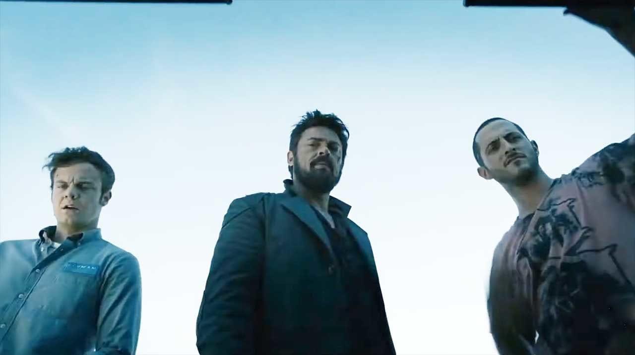 "Finaler Trailer zur 1. Staffel ""The Boys"""