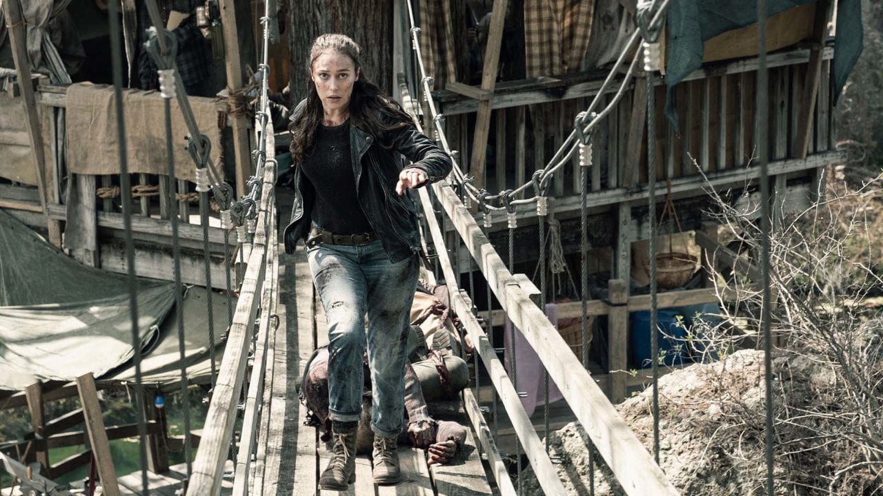 Review: Fear the Walking Dead S05E07 – Still Standing