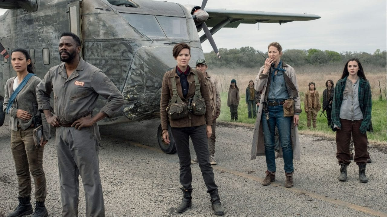 Review: Fear the Walking Dead S05E08 – Is Anybody Out There?