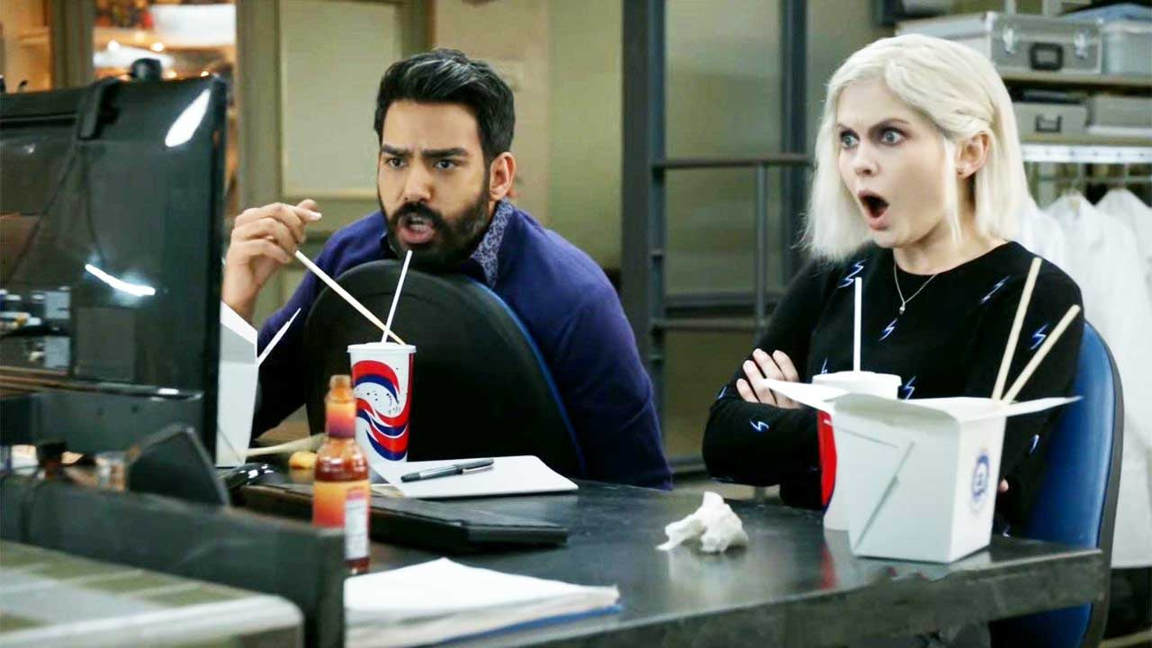 Review: iZombie S05E12 – Bye, Zombies