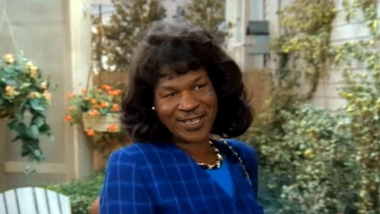 """Mike Tyson in """"Alle unter einem Dach"""""""