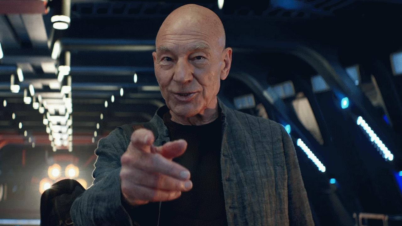 Erster Trailer zu Star Trek Picard