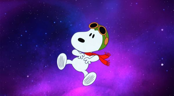 "Trailer zur neuen Peanuts-Serie ""Snoopy in Space"""