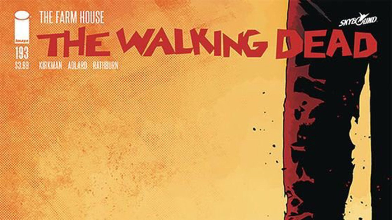 The Walking Dead: Comic-Vorlage zur Serie endet