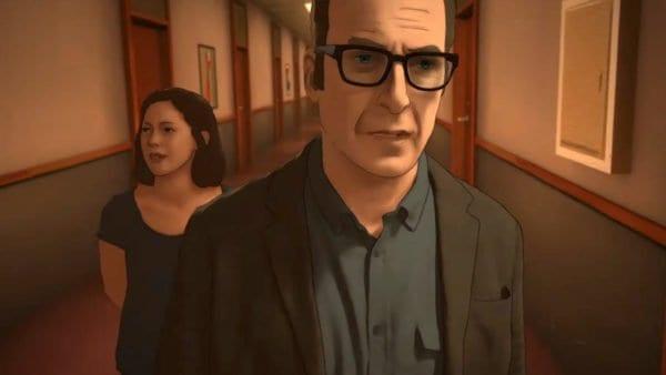 """Trailer zur Rotoskopie-Serie """"Undone"""" mit Rosa Salazar und Bob Odenkirk"""