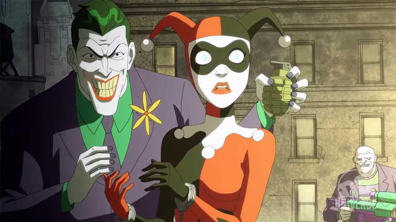Harley Quinn bekommt eine eigene Animationsserie