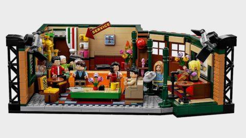 """""""Central Perk"""" LEGO-Set zum 25. Jubiläum von """"Friends"""""""