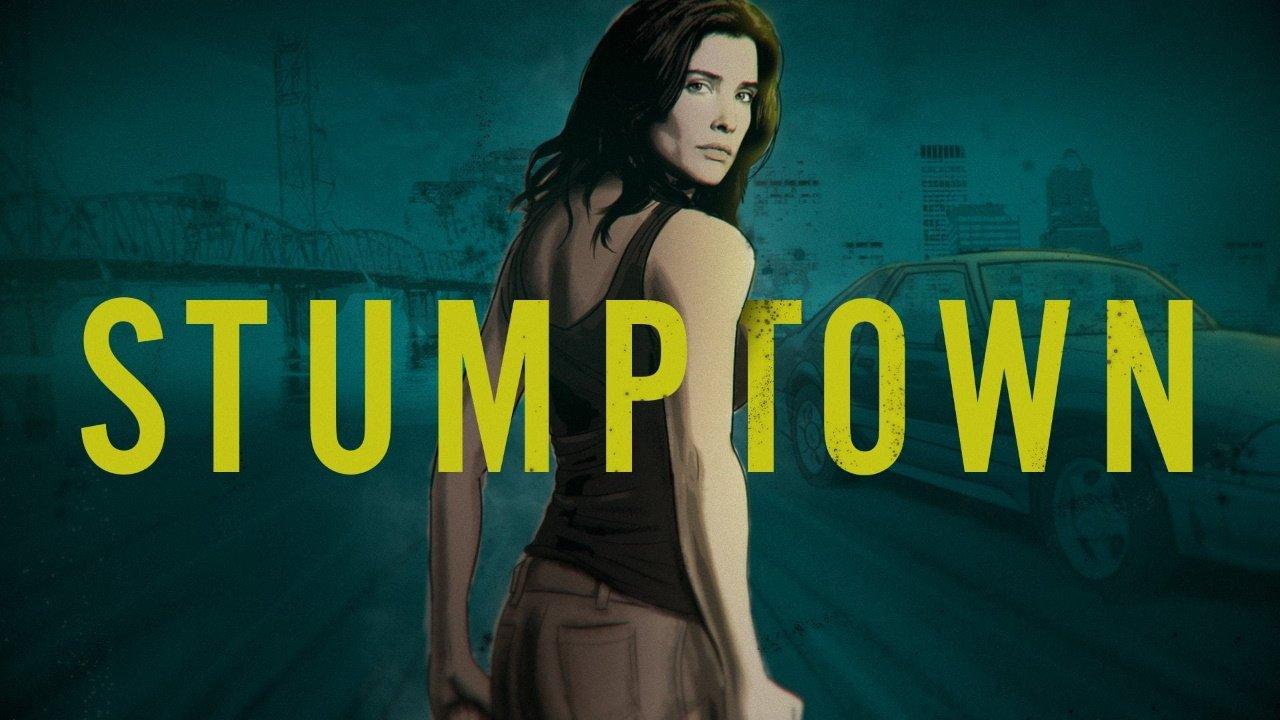 "Cobie Smulders als coole Detektivin im Trailer zu ""Stumptown"""