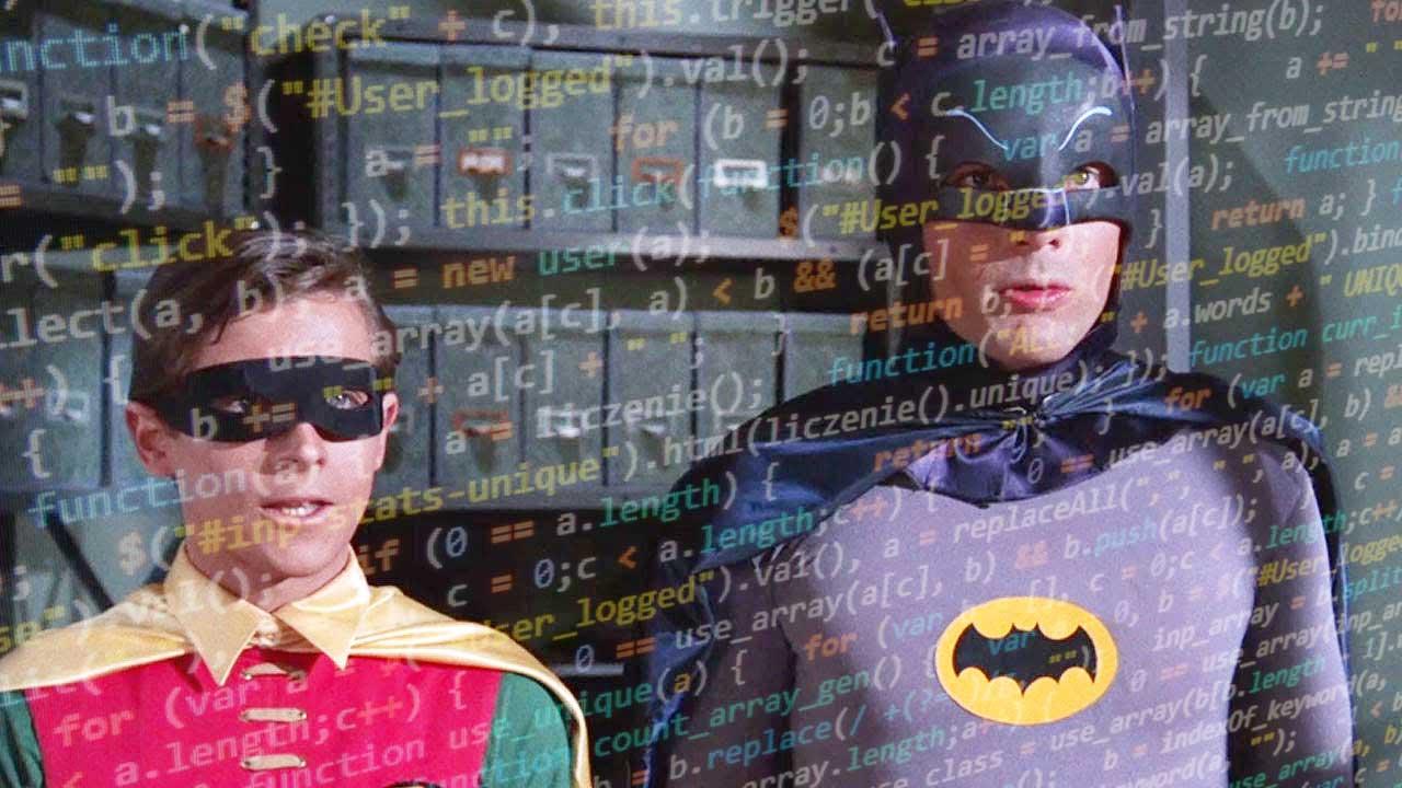 """Wenn eine künstliche Intelligenz ein """"Batman""""-Drehbuch schreibt"""
