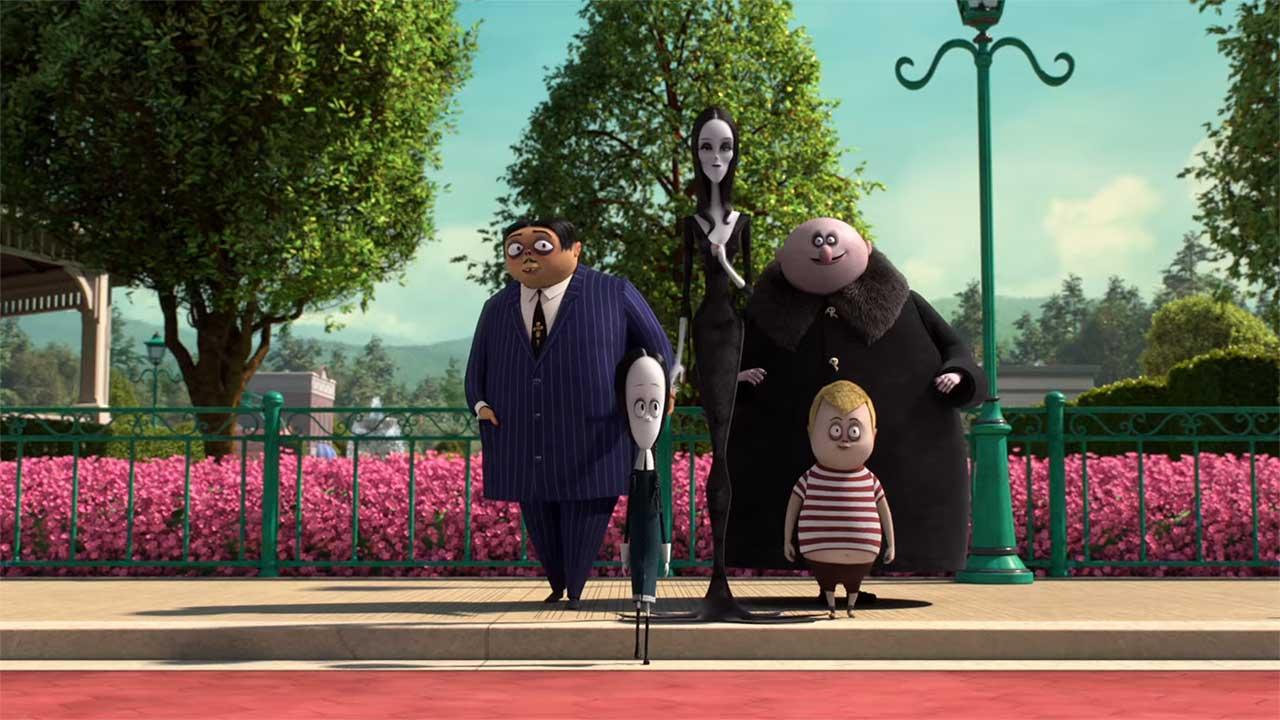 """Deutscher Trailer zum """"Die Addams Family""""-Film"""