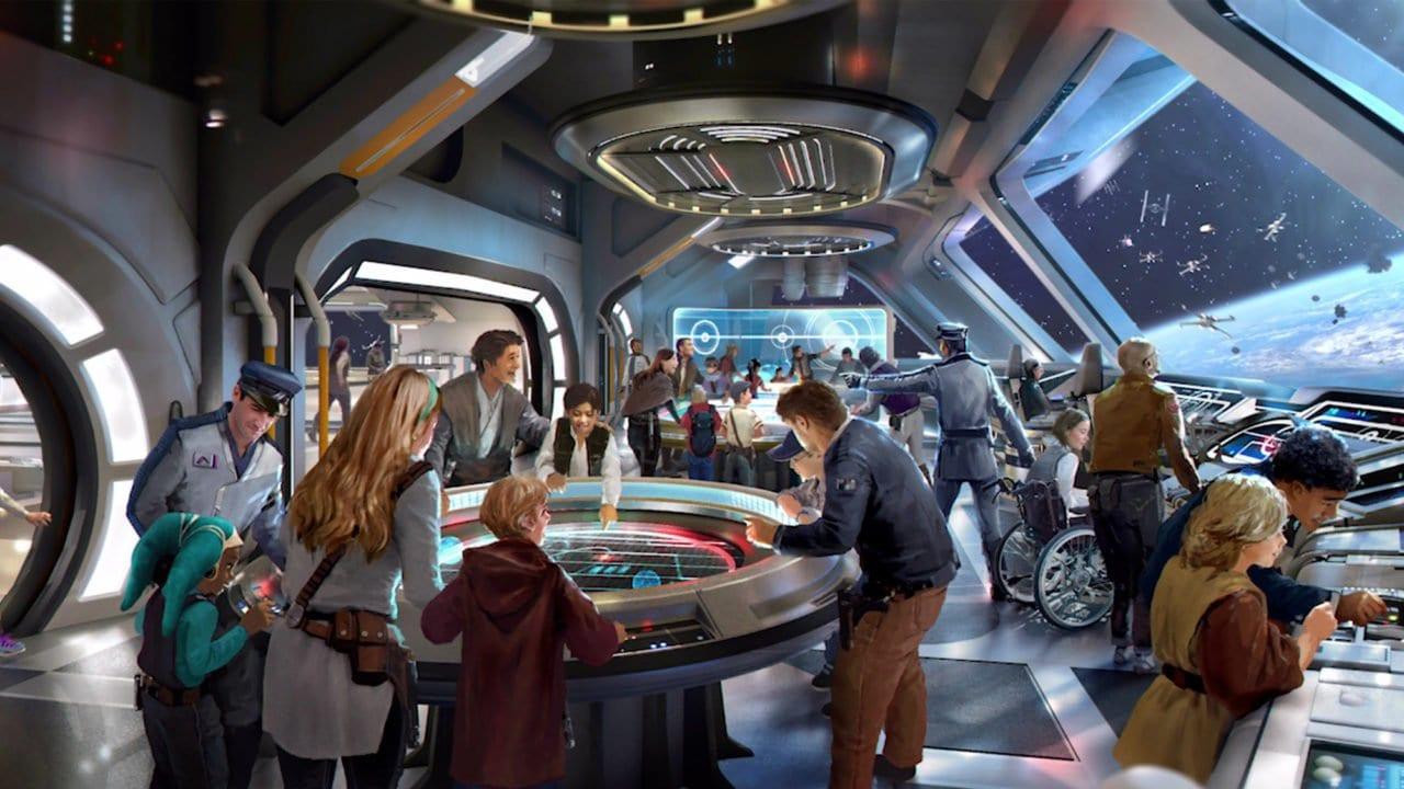 Disneys Star Wars Hotel wird so cool