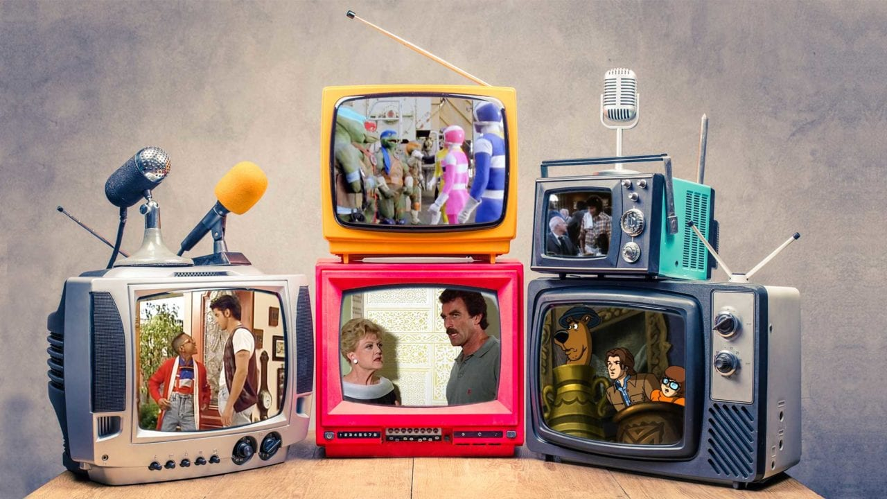 AWESOME 5: Skurrile Serien-Crossover der TV-Geschichte