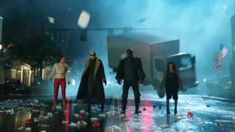 """Doom Patrol"" startet am 7. Oktober bei Amazon Prime Video"