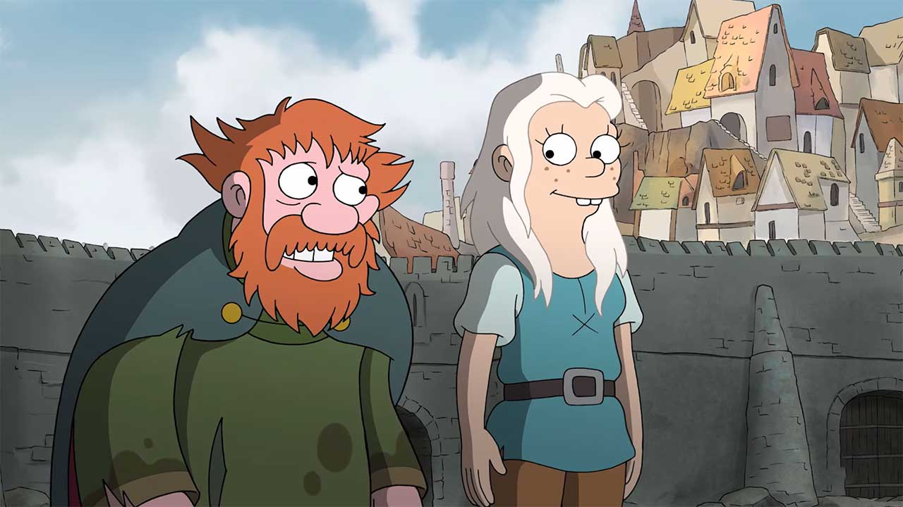 Disenchantment: Trailer zur 2. Staffel