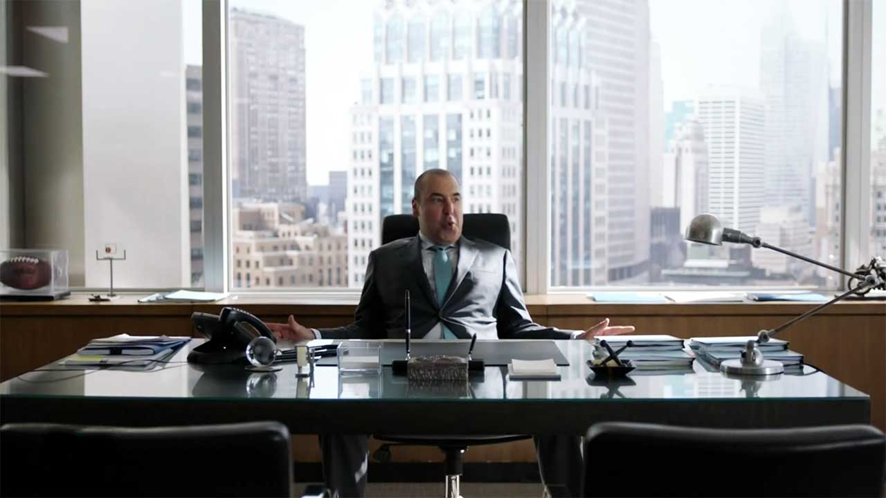 Review: Suits S09E07 – Scenic Route