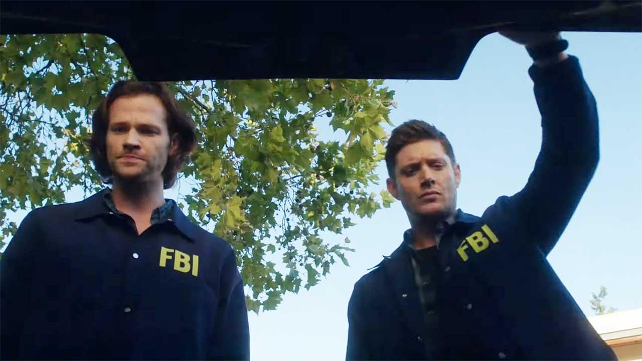 """Trailer zur 15. und letzten Staffel """"Supernatural"""""""