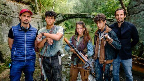 """Dreharbeiten zur deutschen Netflix-Serie """"Tribes of Europa"""" haben begonnen"""