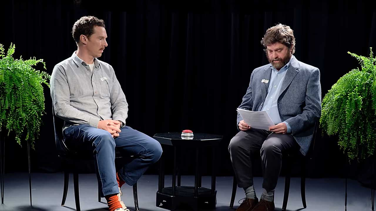 "Trailer zum ""Between Two Ferns""-Netflix-Film"
