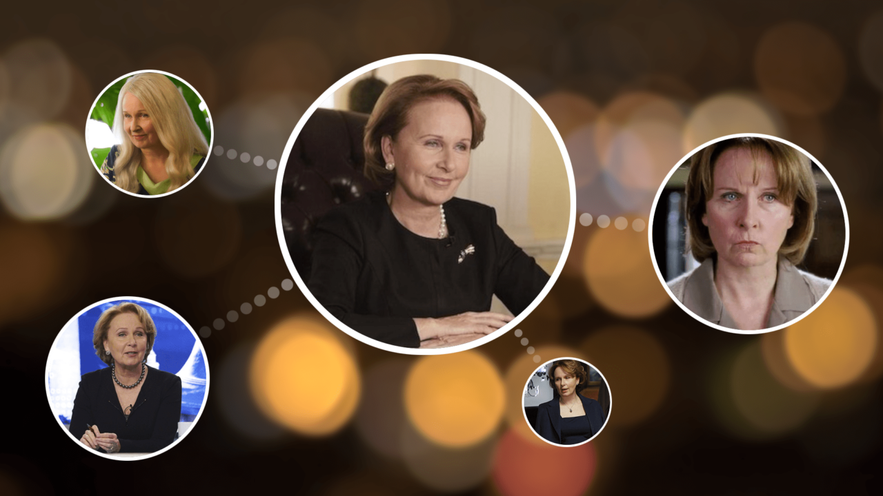 In weiteren Rollen: Kate Burton
