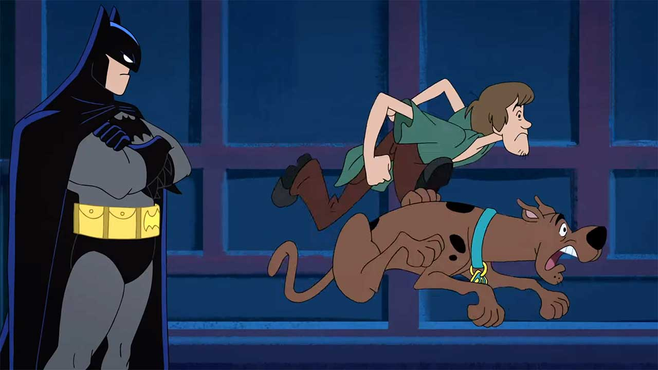 Crossover: Scooby-Doo trifft Batman