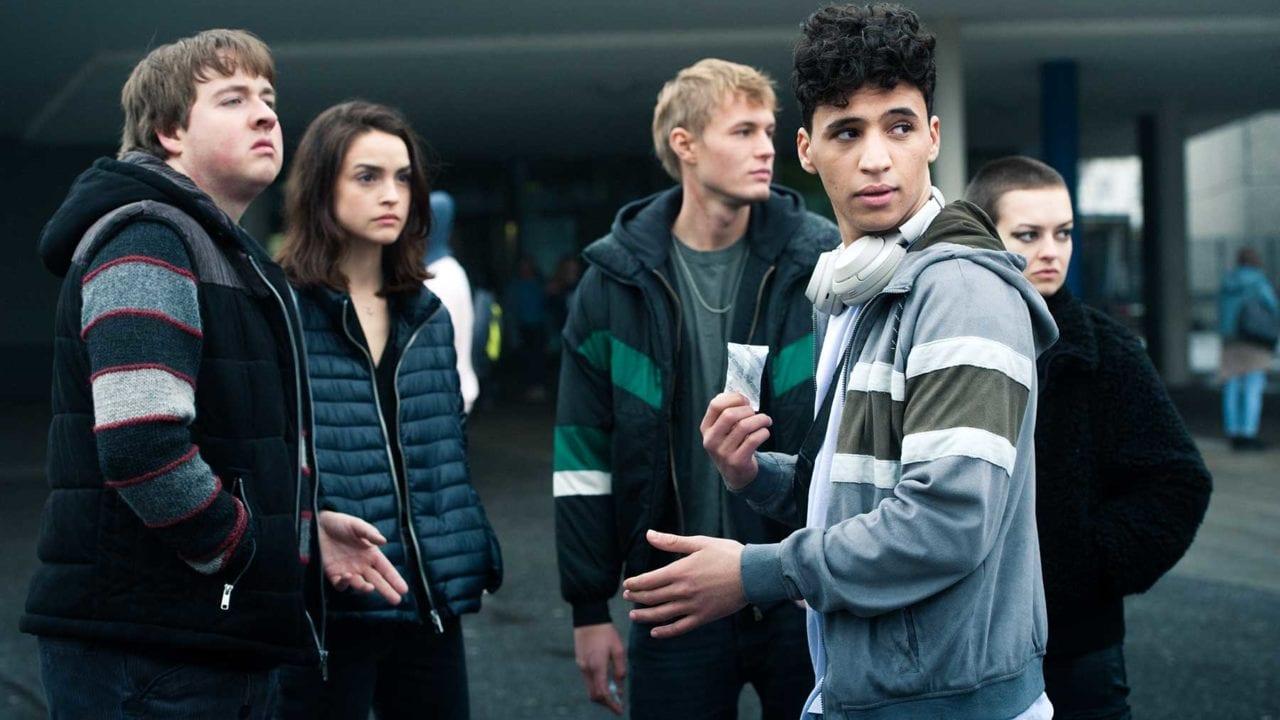 """Erste Bilder zur deutschen Netflix-Serie """"Wir Sind Die Welle"""""""