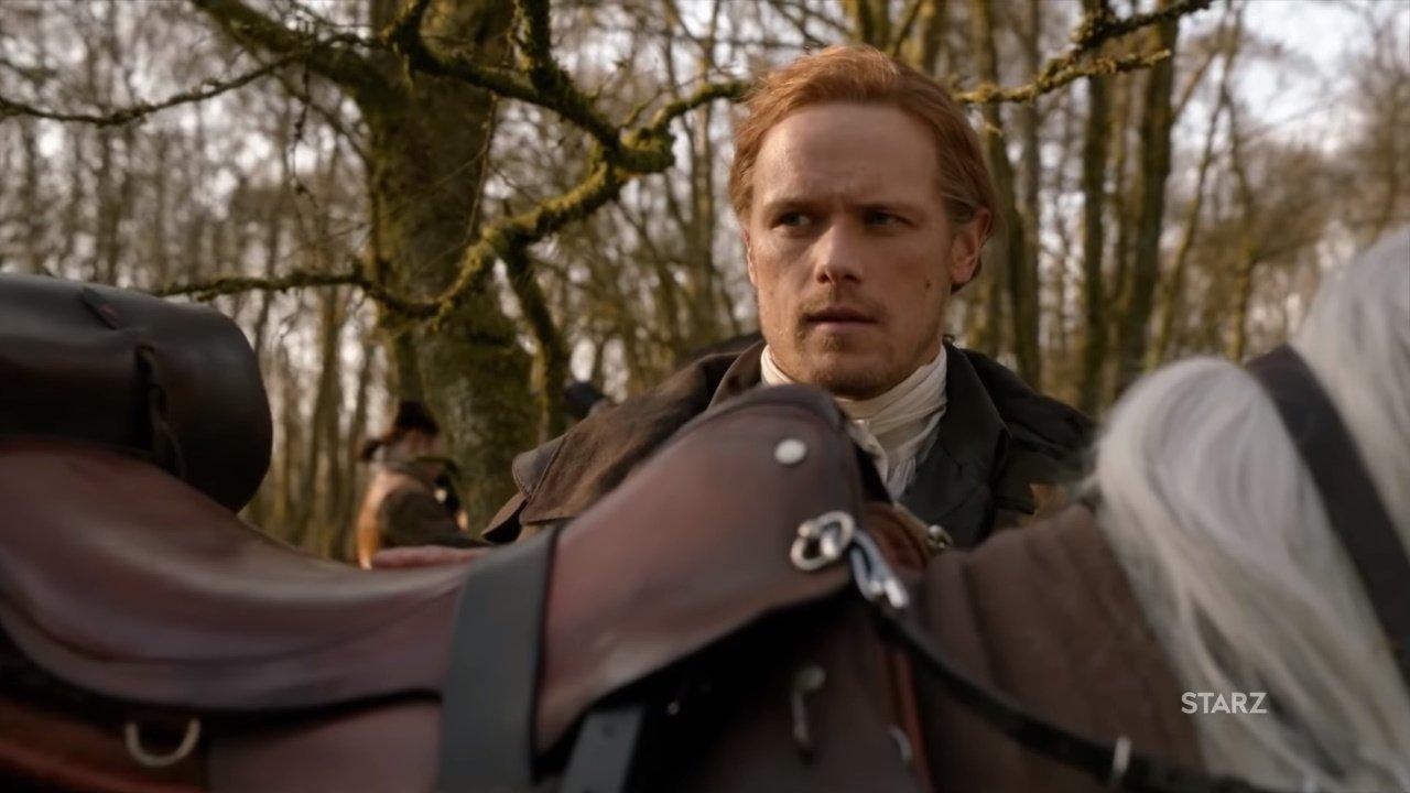 Outlander: Offizieller Teaser Trailer zur 5. Staffel