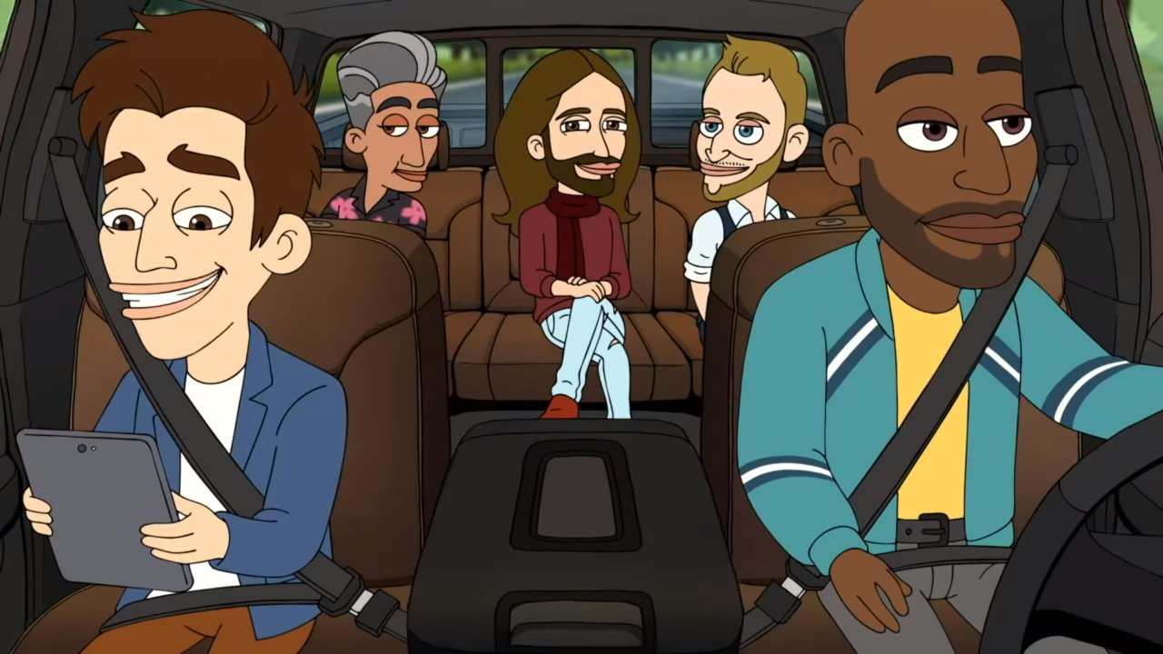 Queer Eye im Big Mouth-Stil