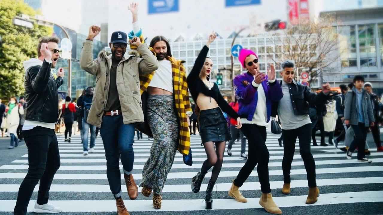 Queer Eye: Heading to Japan