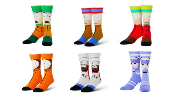 """South Park""-Socken von Odd Sox"
