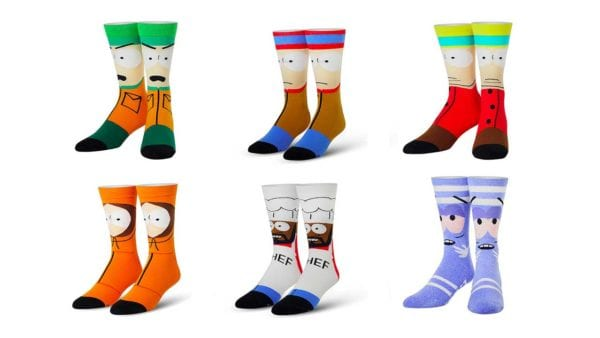 """South Park""-Socken von Odd Sox"