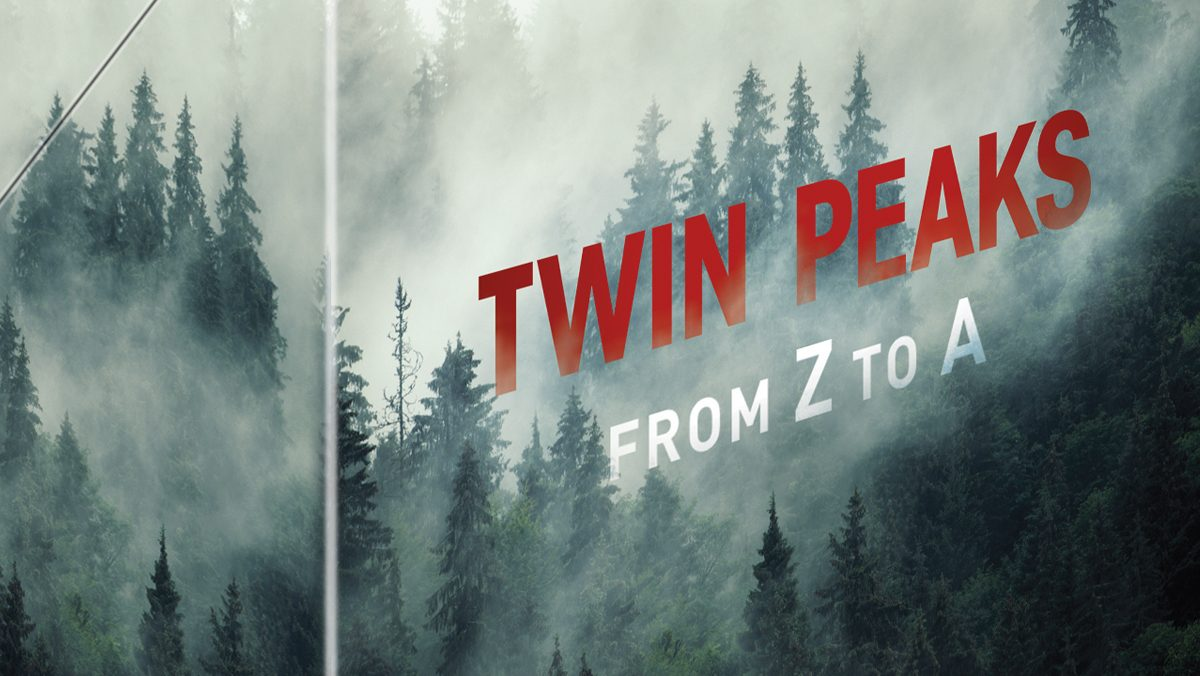 Twin Peaks: From Z to A Boxset mit 20 Stunden Extramaterial