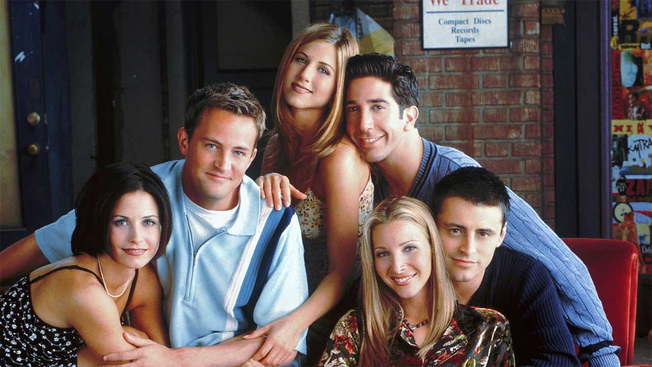 Friends: Alle Folgen ab 14. November exklusiv bei Amazon Prime Video zu sehen