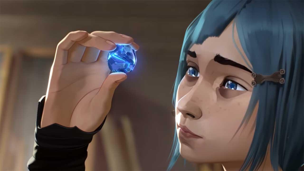 "Trailer zur animierten ""League of Legends""-Serie ""Arcane"""
