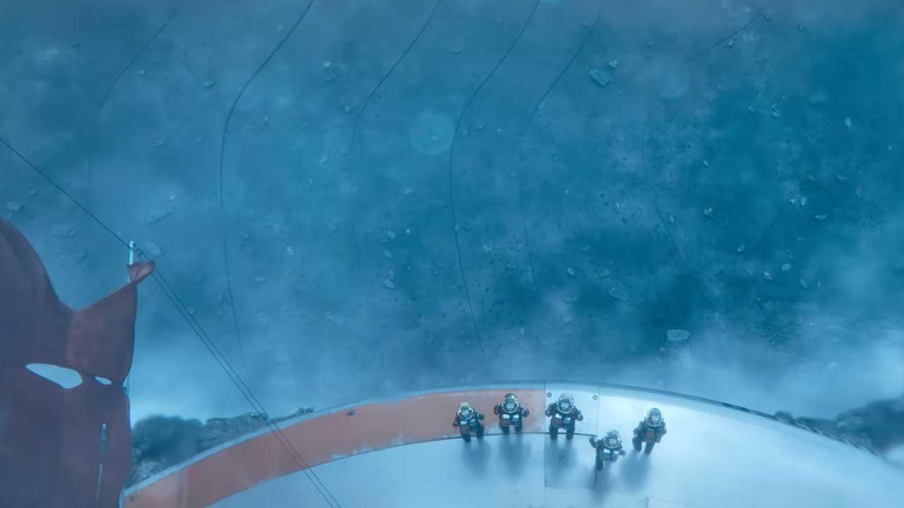 Lost in Space: Teaser-Trailer zur 2. Staffel