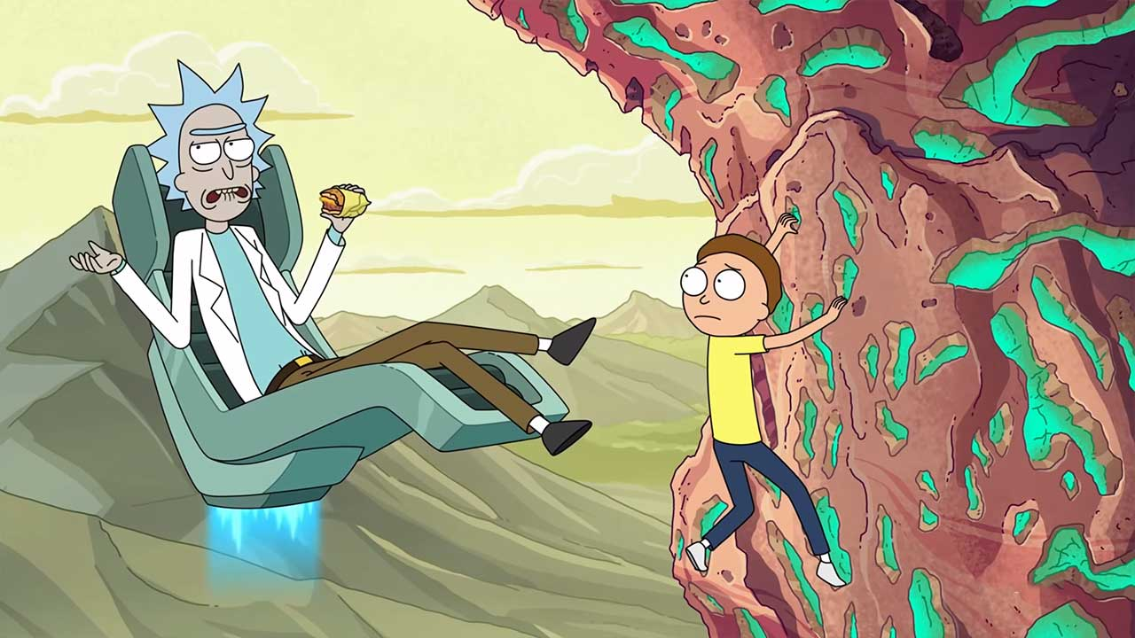 Rick and Morty: Erster Trailer zur 4. Staffel