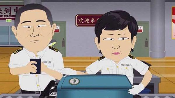 """""""South Park"""" in China verboten, weil sich über Verbote in China lustig gemacht wurde"""